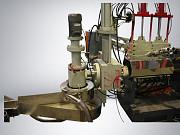 Двухкаскадный гранулятор для твёрдых отходов горячая резка Курск