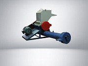 Дробилка 37кВт для мягких отходов с моющим шнеком 11кВт Симферополь