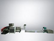 Однокаскадный гранулятор для твёрдого пластика на 160кг/ч Подольск