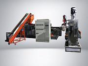 Двухкаскадный гранулятор в/к резка на 300-350кг/ч Подольск