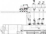 Линия компаундирования полимеров с подводной резкой Москва