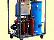 Установка УВС-4/8 У1 для термовакуумной сушки трансформаторного масла Москва