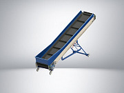 Ленточный транспортёр 4 метра PZO 600/4000 TSL Подольск