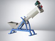 Наклонная центрифуга для полимеров PZO-380-3500 CN Подольск