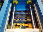 Промышленная гильотина для резки отходов ГГР-1000-1У Подольск