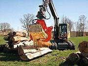 Гидравлические клещи на экскаватор Woodcracker W 600 Саратов