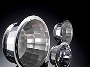 Отражатели – рефлекторы из анодированного алюминия Москва
