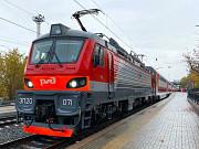 Железнодорожный транспорт Москва