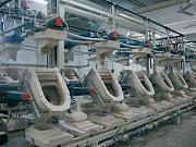Оборудование для производства керамических санитарно-технических изделий Москва