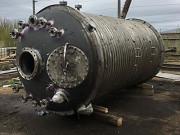 Аппарат(реактор) с перемешивающим устройством Казань