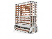 Системы хранения для габаритных и тяжелых грузов Baumalog TwinTower Санкт-Петербург