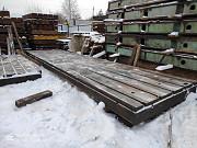 Плита монтажная чугунная 8000х2000х300 мм Санкт-Петербург