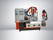 Гранулятор для твёрдого пластика SJ2 150/150 HGM Подольск