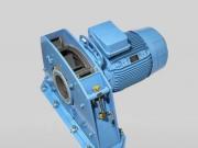 Турбина дробеметной установки Q034-3 Москва
