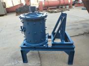 Вертикальная молотковая дробилка для угля PL-500 Москва
