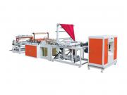 Автоматический станок системой складывания для производства мусорных пакетов RG-R800 Москва