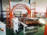 Упаковщик кип с дополнительным комплектом конвейерных лент RB-1800 Москва