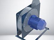 Вентилятор радиальный (мотор-улитка) 3 кВт Пермь