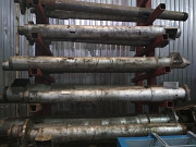 Шнековая пара для линии переработки пром. Китай Подольск
