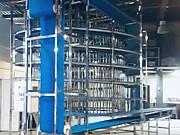 Спиральный кулер (конвейер) с охлаждением Подольск