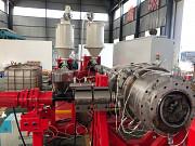 Линия производства полиэтиленовых 3-х слойных труб ПНД 200-500мм Москва