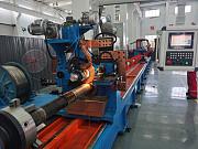 Оборудование для производства щелевых фильтров прямой намотки на трубу Хабаровск