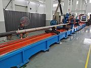 Станок по производству фильтр скважинный ФСЩ прямой намотки на трубу Хабаровск