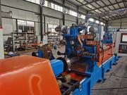 Станок для производства проволочных щелевых скважинных фильтров навивка на базовую трубу Хабаровск