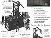 Оборудование для производства СО2-экстракта полыни Бийск