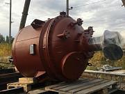 Реактор V=6, 3м3 Новомосковск