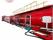 Экструзионное оборудование для производства ПНД труб Москва