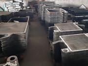 Рамки и плиты к Фильтрпрессу 700*700 бу Пески
