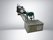 Экструдер два каскада для дробленки пластика 170 кг/ч Тверь