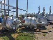 Реактор эмалированный 2500 литров. Химический реактор СЭРн 2, 5м3 Москва
