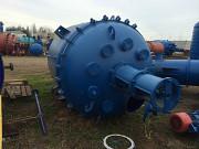 Эмалированный реактор 6300 литров Реактор стальной эмалированный 6, 3м3 Москва