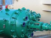 Реактор эмалированный 1, 6м3. Реактор химический, сборники Москва