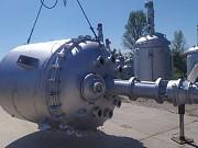 Реактор эмалированный 4 м3. Реактор химический, сборники Москва