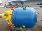 Реактор эмалированный 0, 4м3. Серн. Реактор эмаль 300 литров Москва