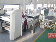Китайский завод автоматический горячий деревообрабатывающий вакуумный мембранный пресс Москва