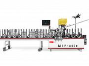 MBF300C Машина для обертывания профилей из шпона Москва