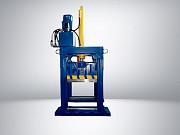Гильотина гидравлическая для резки отходов нож 600-1400мм Симферополь