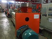 Гранулятор для пленки с водокольцевой резкой 250 кг/ч Казань