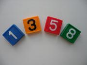 Номерной блок для ремней (от 0 до 9 желтый) КРС Краснодар