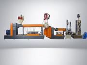 Гранулятор полимеров с водокольцевой резкой SJ2 125/125 SGM Краснодар
