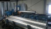 Линия для производства вентиляционных труб 117 WM Б/У Москва