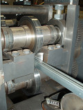 Автоматическая профилегибочная линия для производства сварной профильной трубы Москва