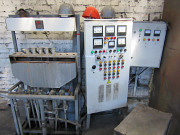 Индукционную печь ИСТ-1/0.5 М4 ёмкость 1 тонна чугун/сталь/бронза Б/У Москва