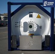 Танк-контейнер T50 для СУГ перевозки пропан бутана Владивосток