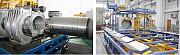 SBG1000 оборудование по производству двухстенных гофрированных труб из UPVC Москва