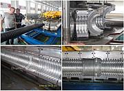 SBG315 оборудование по производству двухстенных гофрированных труб из HDPE/PP Москва